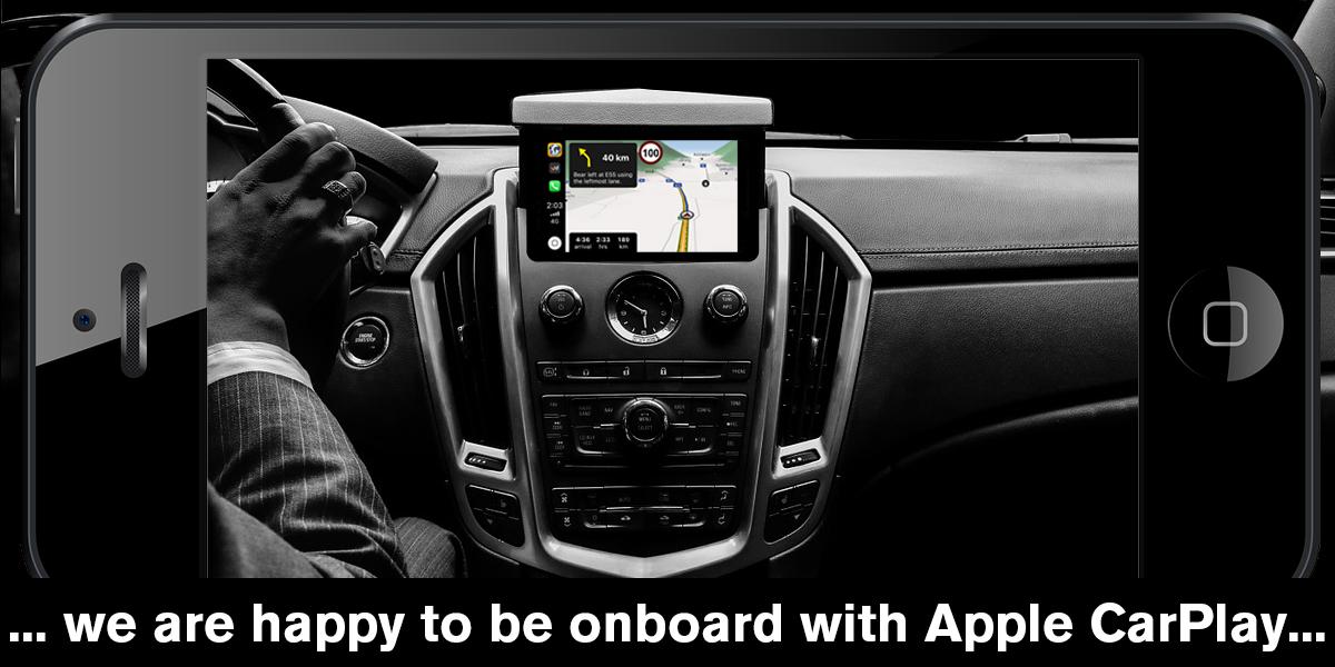 [Grga Curkovic] - The story of bringing Genius Maps to CarPlay - header