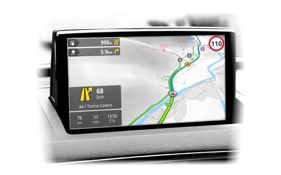 Embedded GPS Navigation System