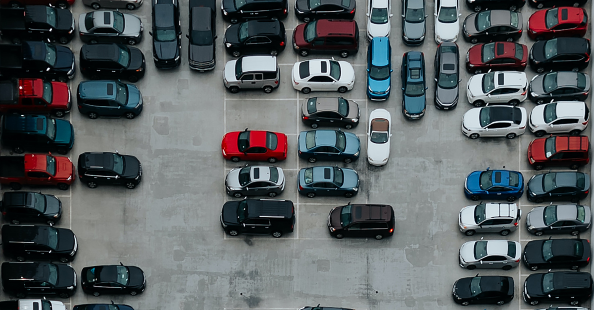 average car sits unused for more than 90% of the time